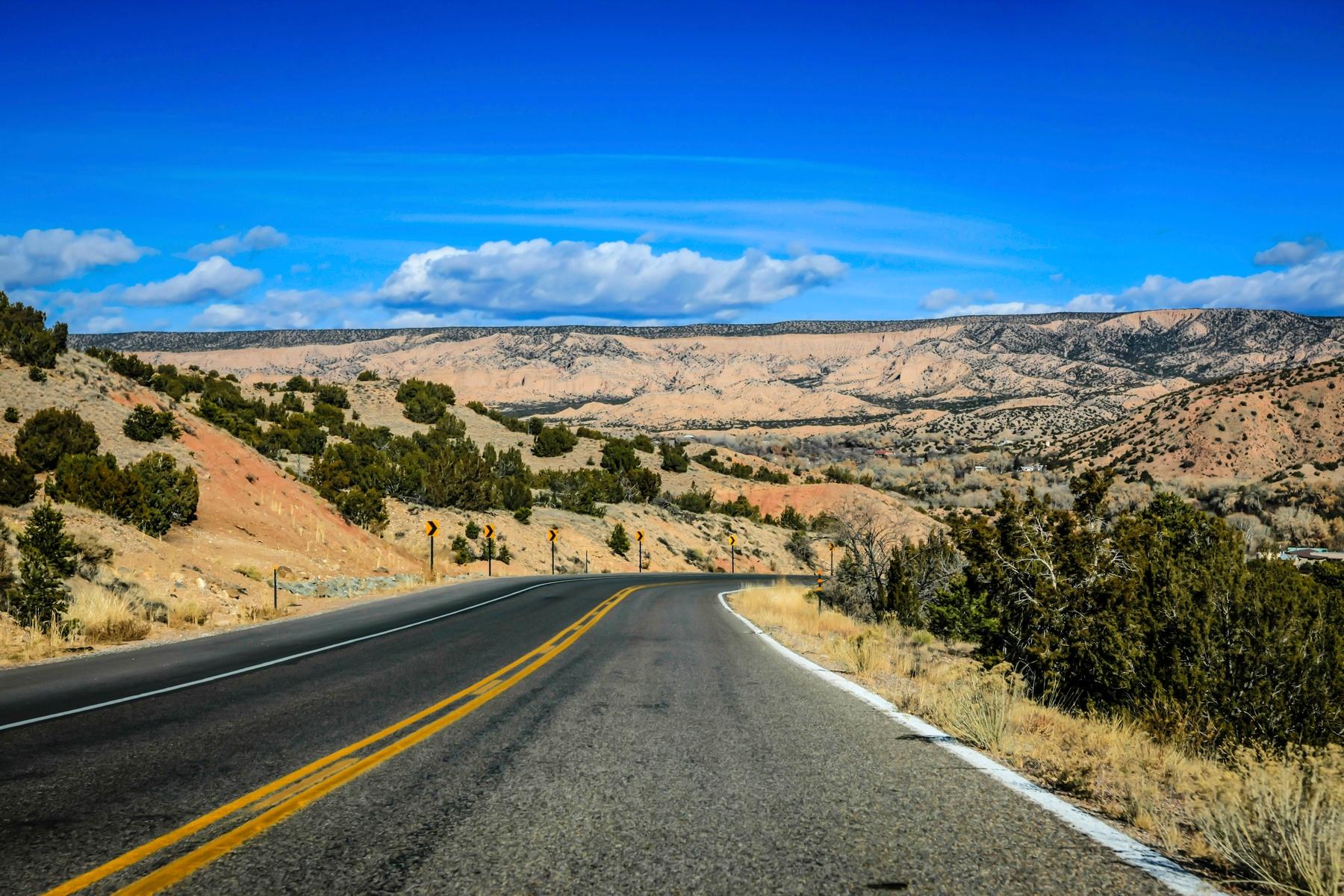 New Mexico road trip