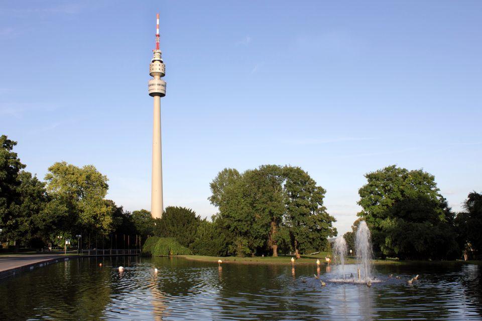 Ο Ολυμπιακός Πύργος στο Μόναχο