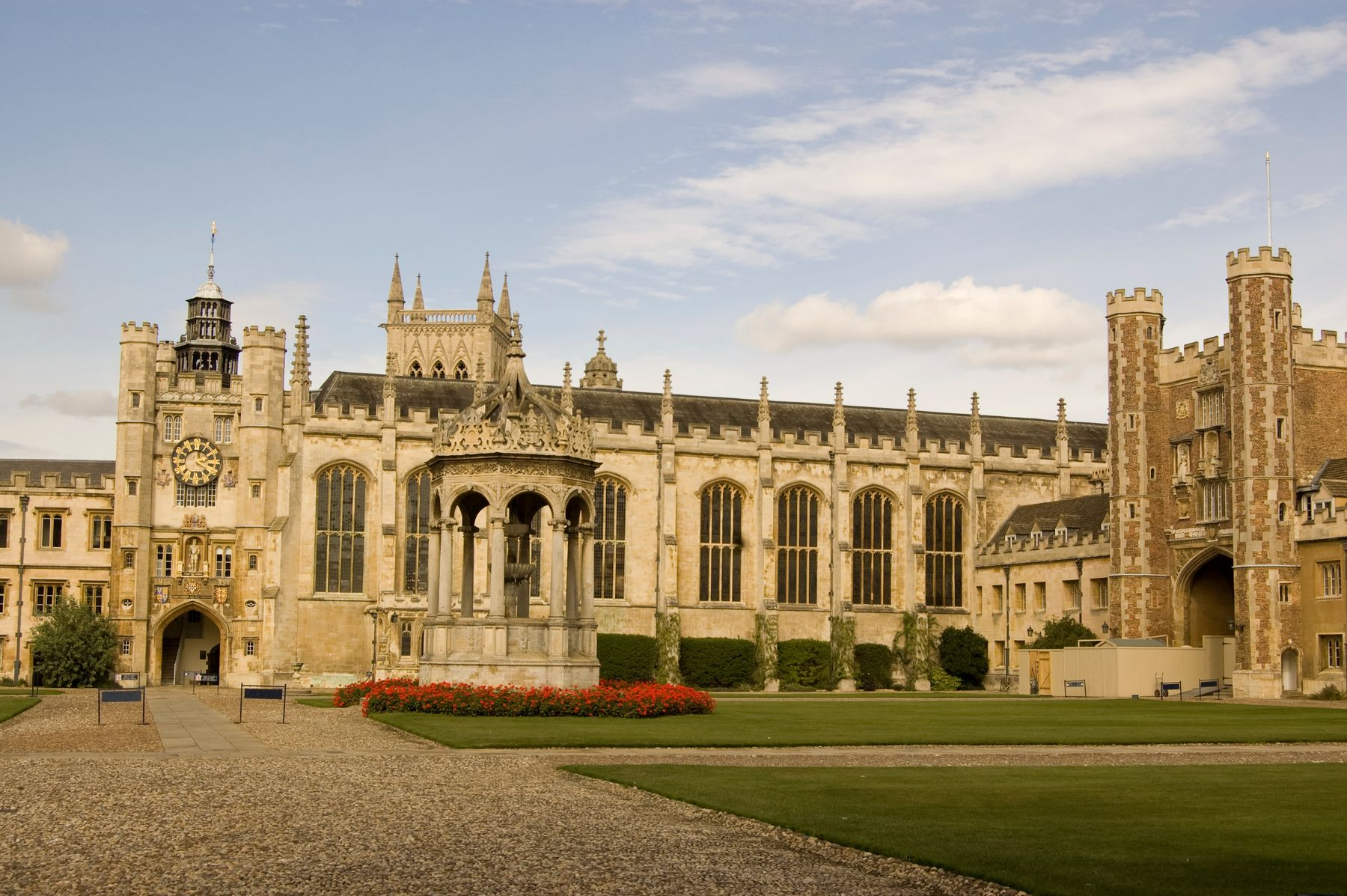 Stunning ancient architecture is one the reasons that Cambridge is among the best cities to visit in the UK