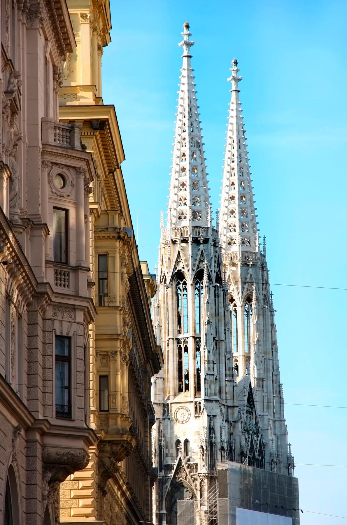 Günstige Städtereisen: Wien, Österreich