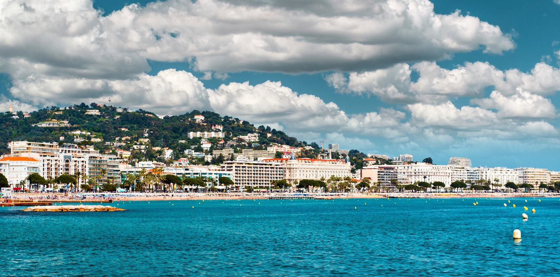 Un des meilleurs hôtels de plage de France, le Royal Antibes