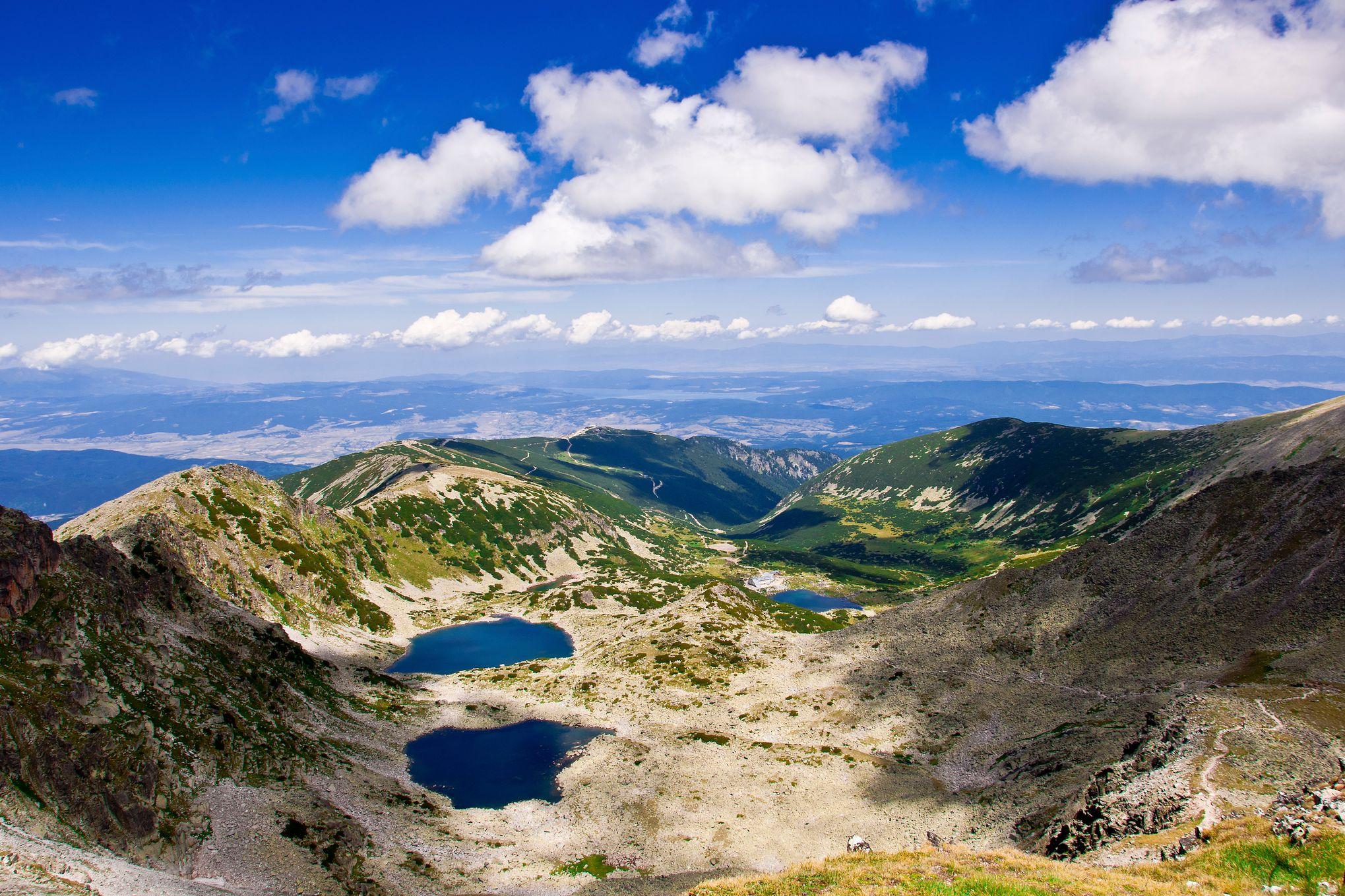 Семь озер в Рильских горах, Болгария