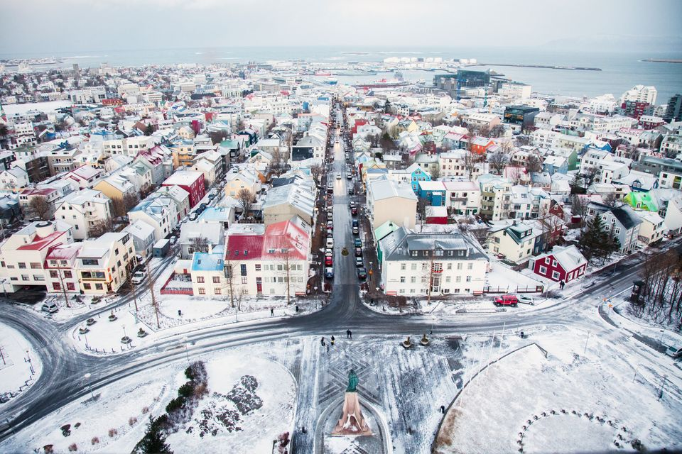 Reykjavik is one of our top Christmas destinations