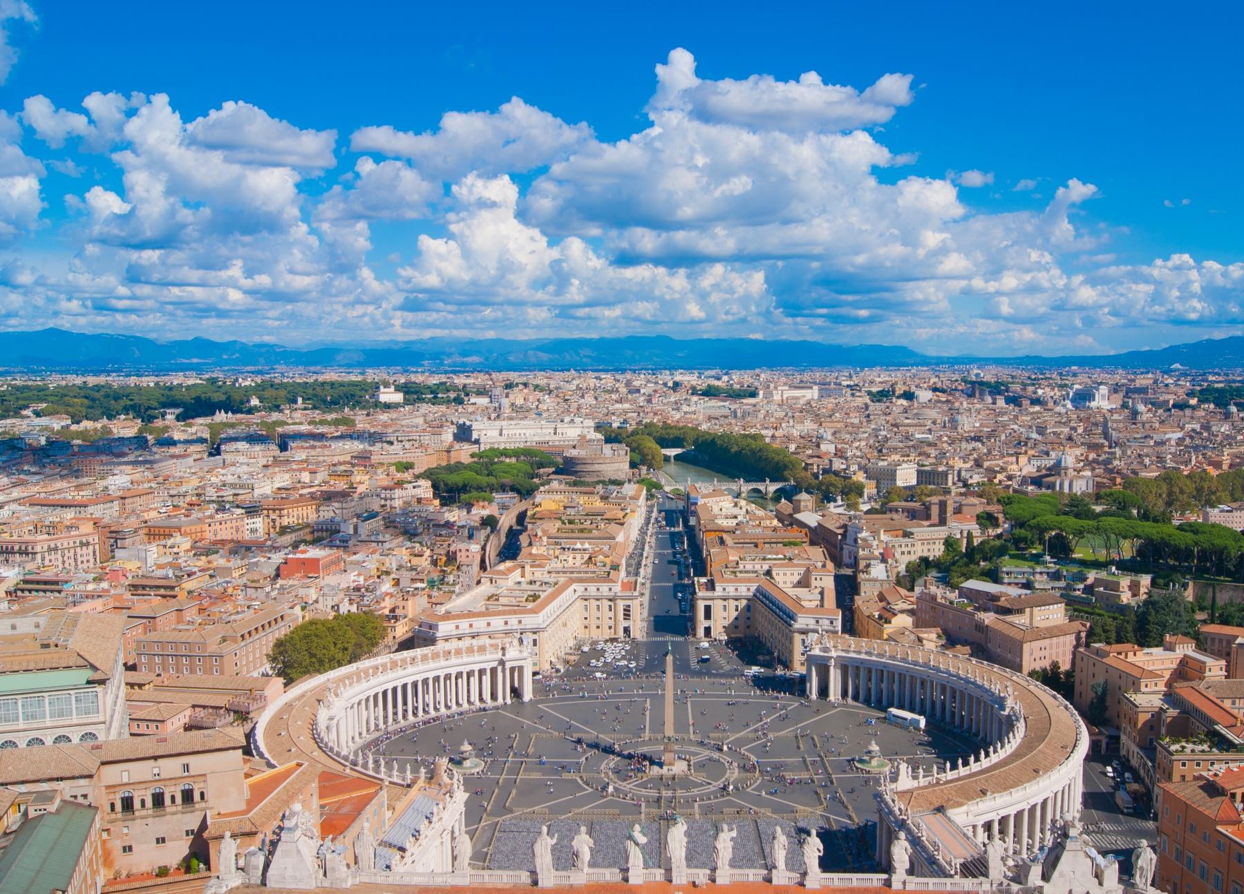 Рейтинг самых маленьких стран мира — Ватикан