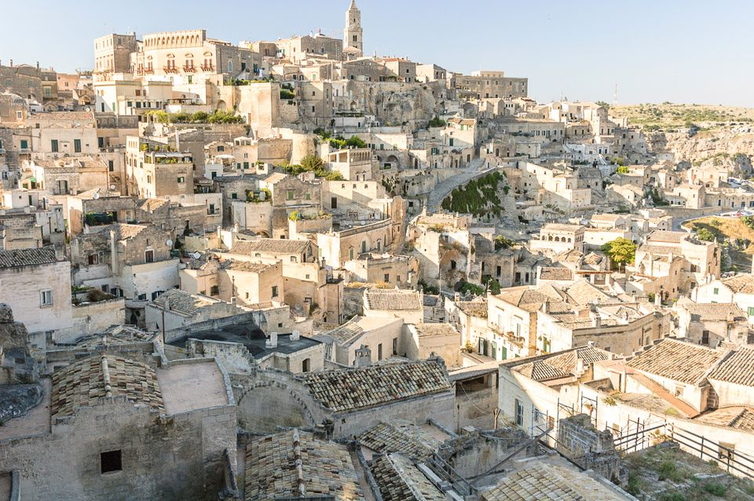 Viaggi in Italia: Matera