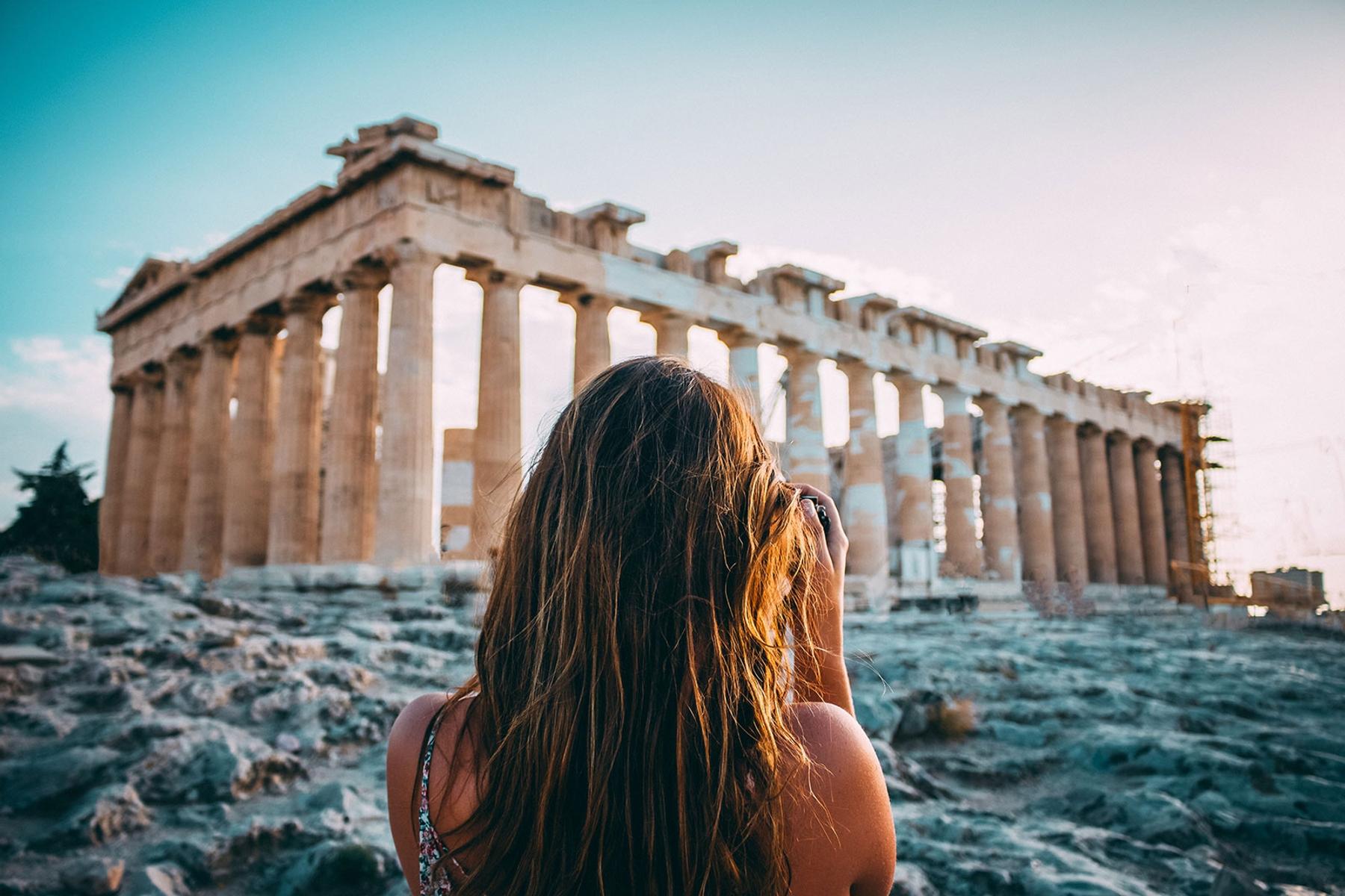 Grecia aperta ai turisti italiani vaccinati