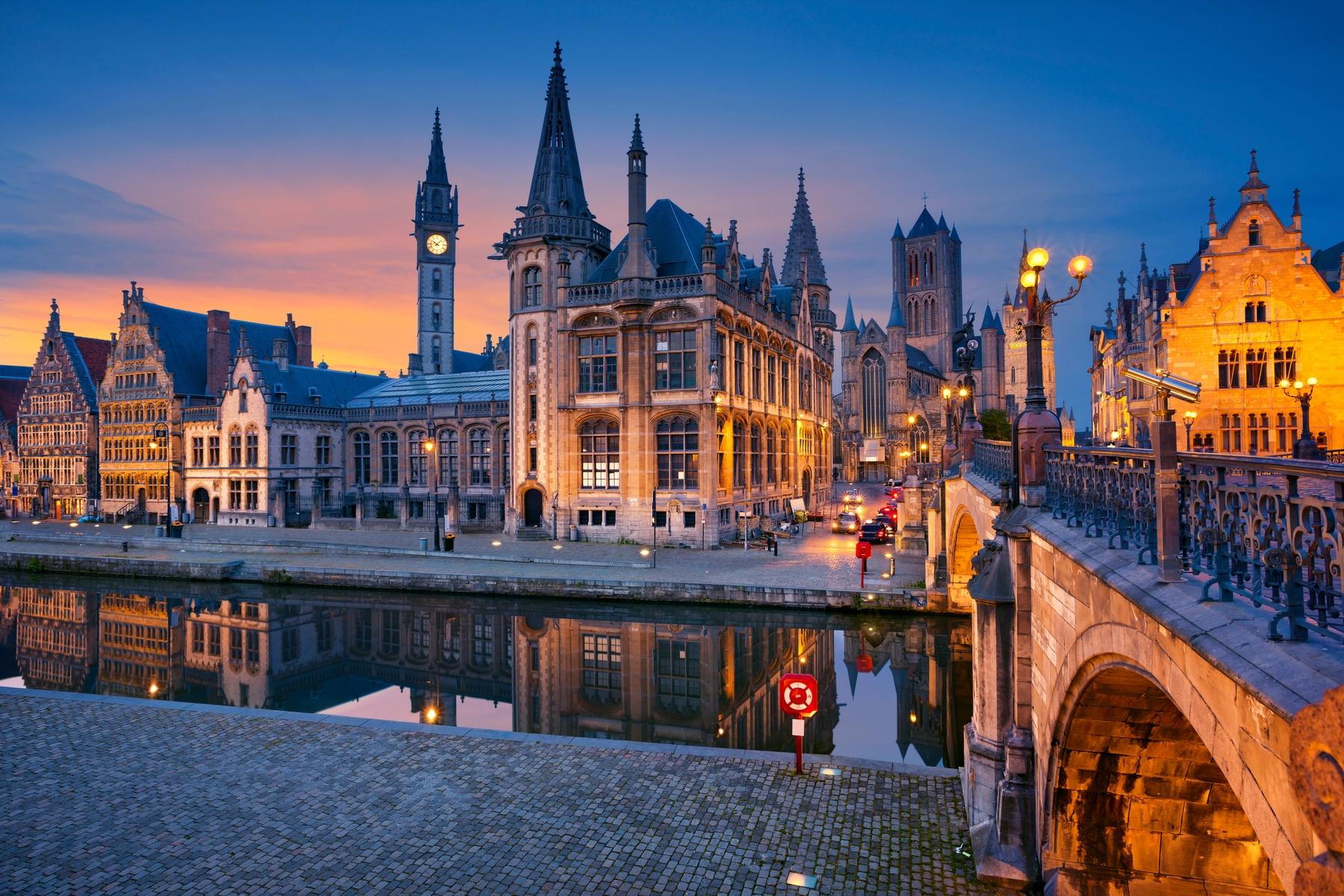 Karmeliet: Brugia, Belgia