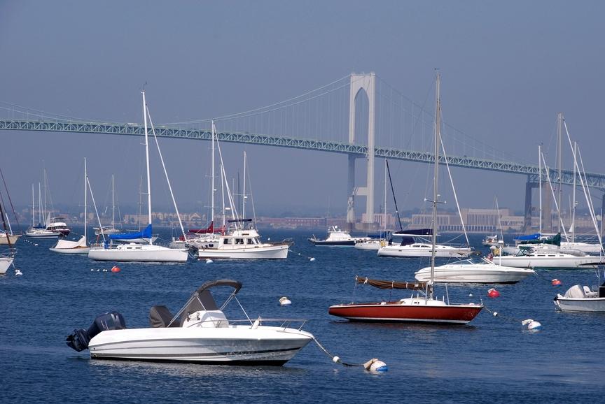 USA abseits Touristenpfade: Rhode Island
