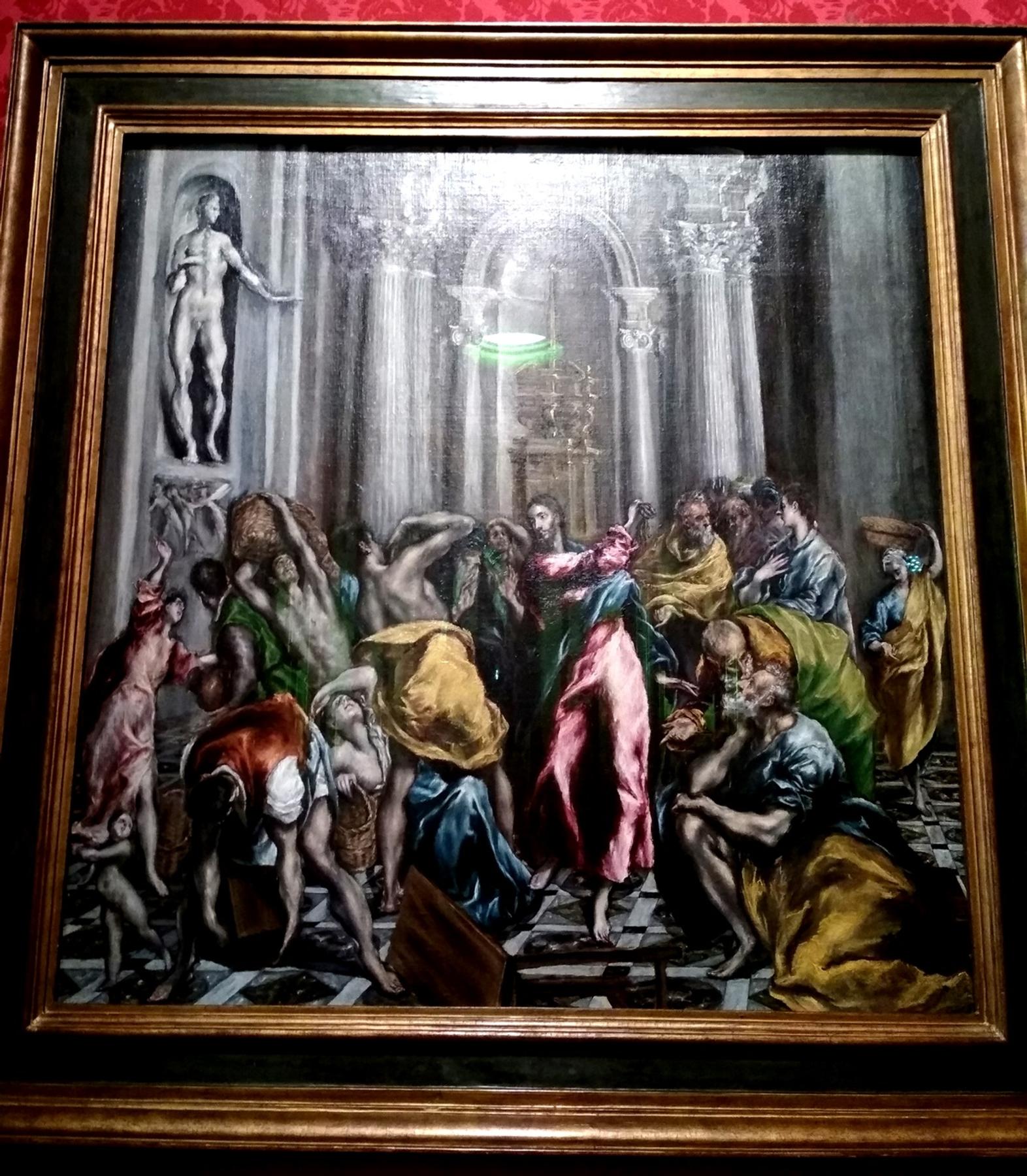 El Greco San Ginés Madrid
