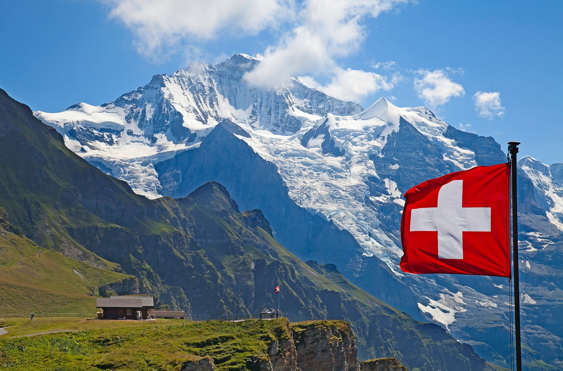 20 lugares que tienes que descubrir: Suiza
