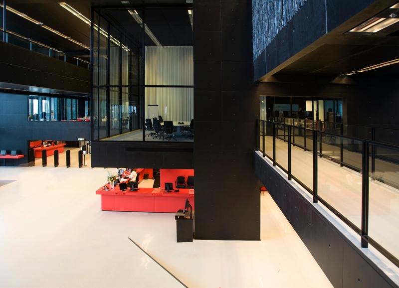 Biblioteca de la universidad de Utrecht