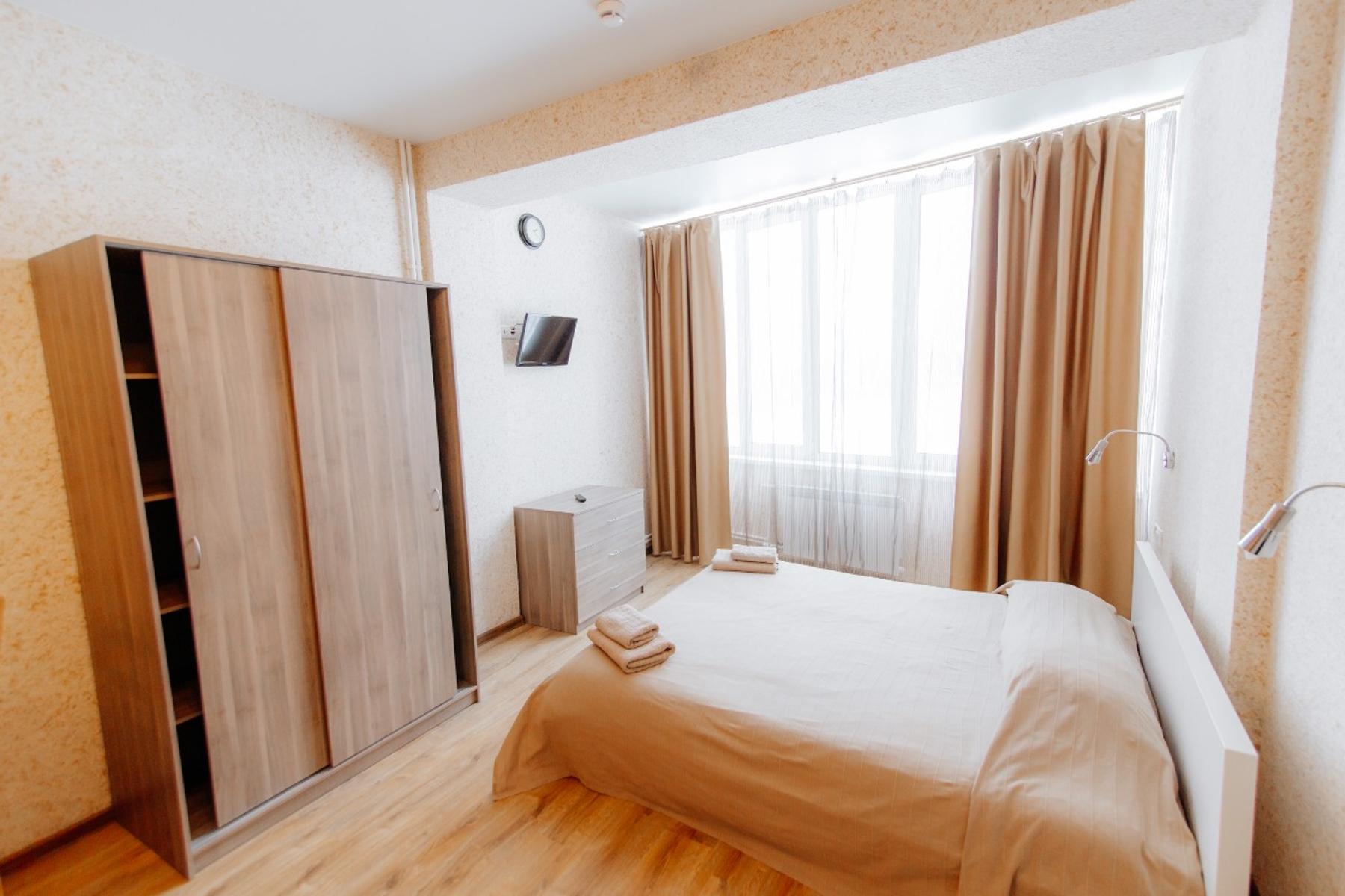В горах хочется жить в комфортном отеле, где есть все необходимое
