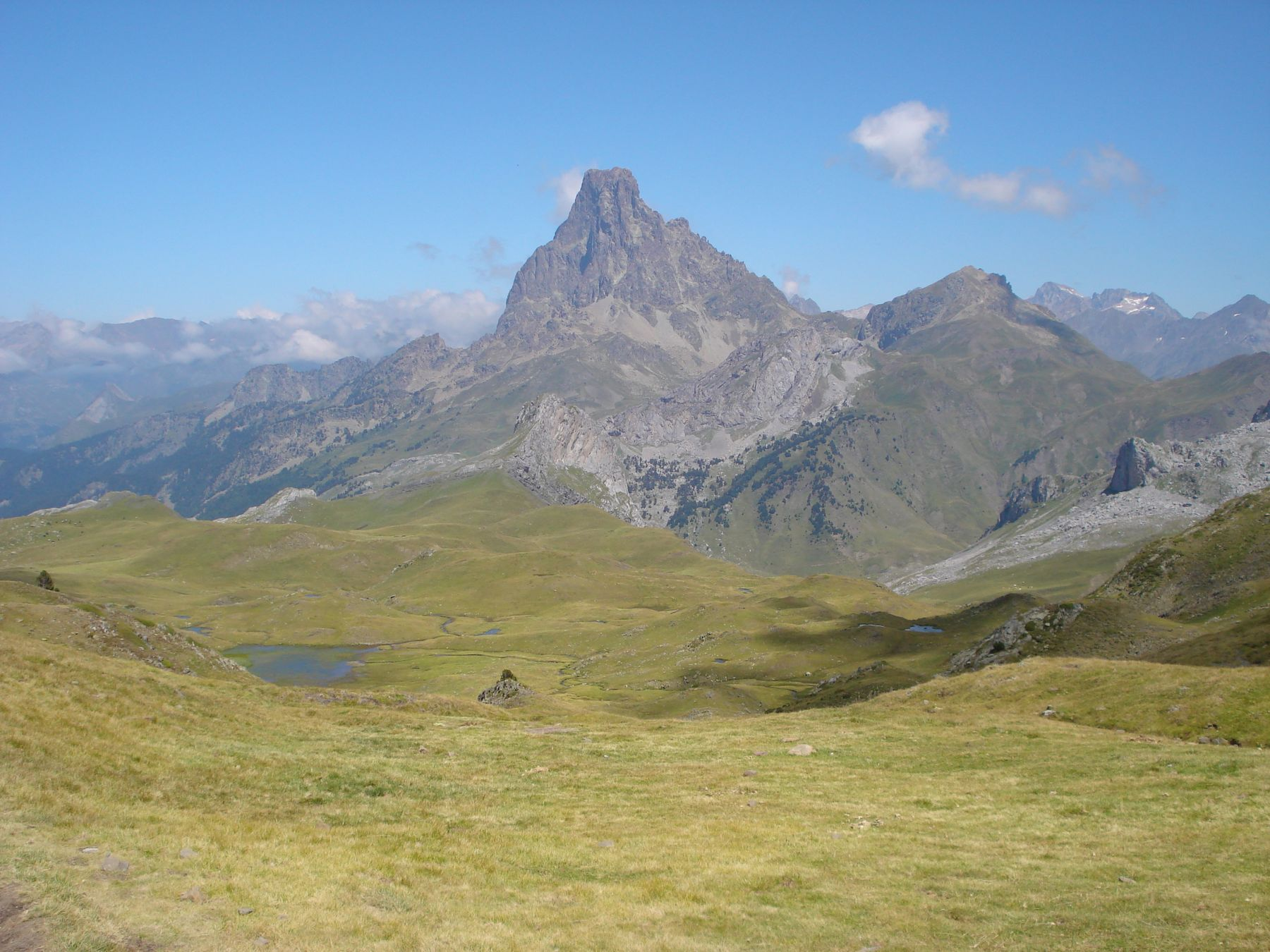 Ibones de Anayet, Huesca, lagos glaciares de España