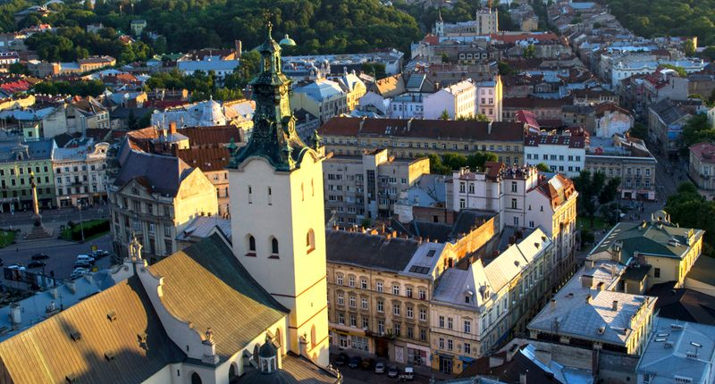 Vizesiz Ukrayna Lviv yılbaşı