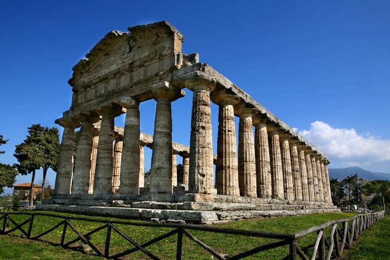 Paestum, cosa vedere nei dintorni di Salerno