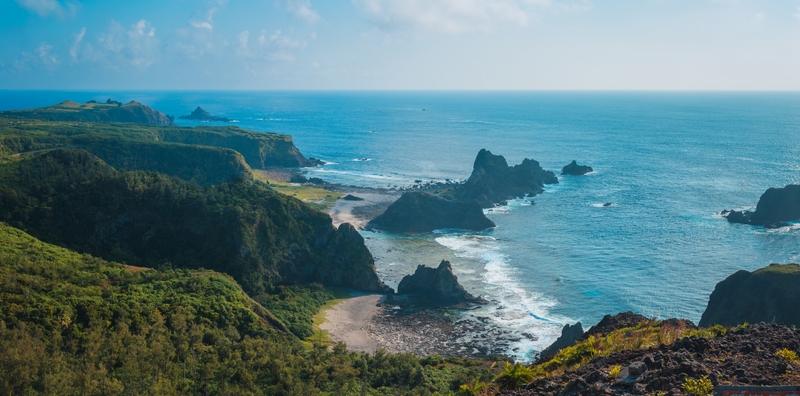 isla de ludao en taiwán