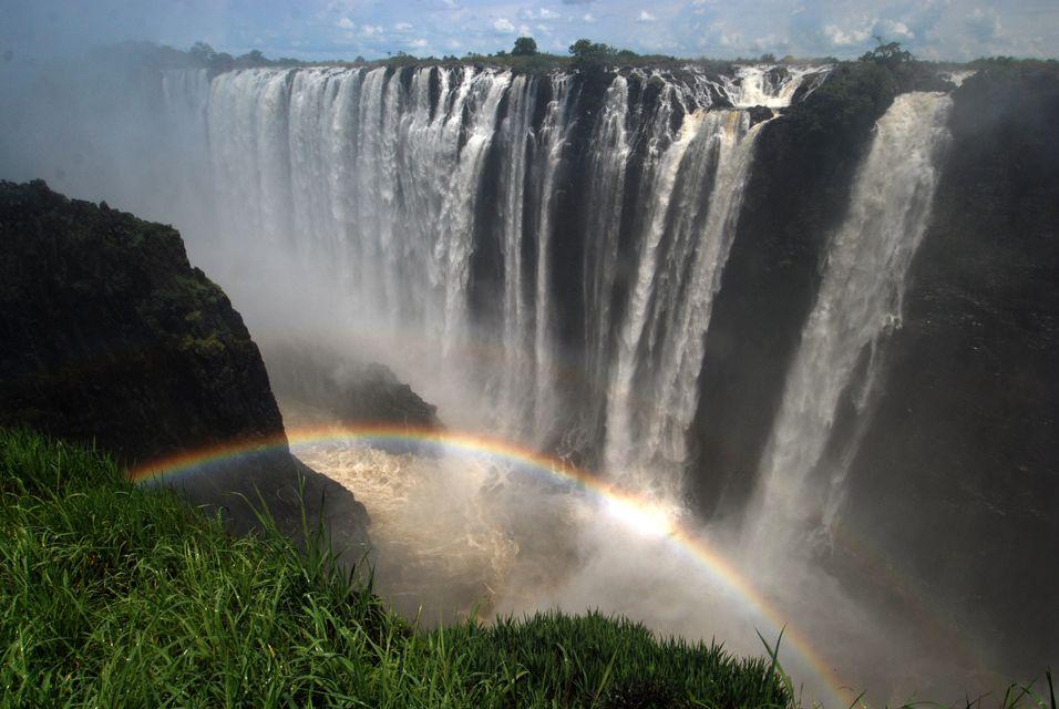 Die schönsten Nationalparks in Afrika: Victoria Falls Nationalpark, Simbabwe