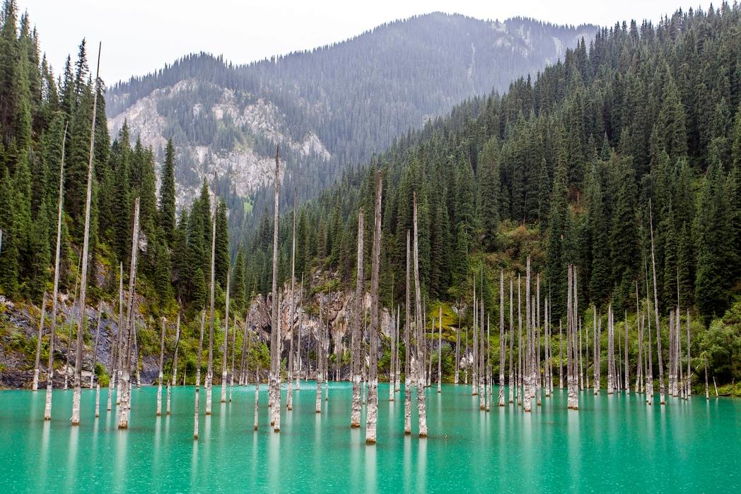 kazakistan doğa