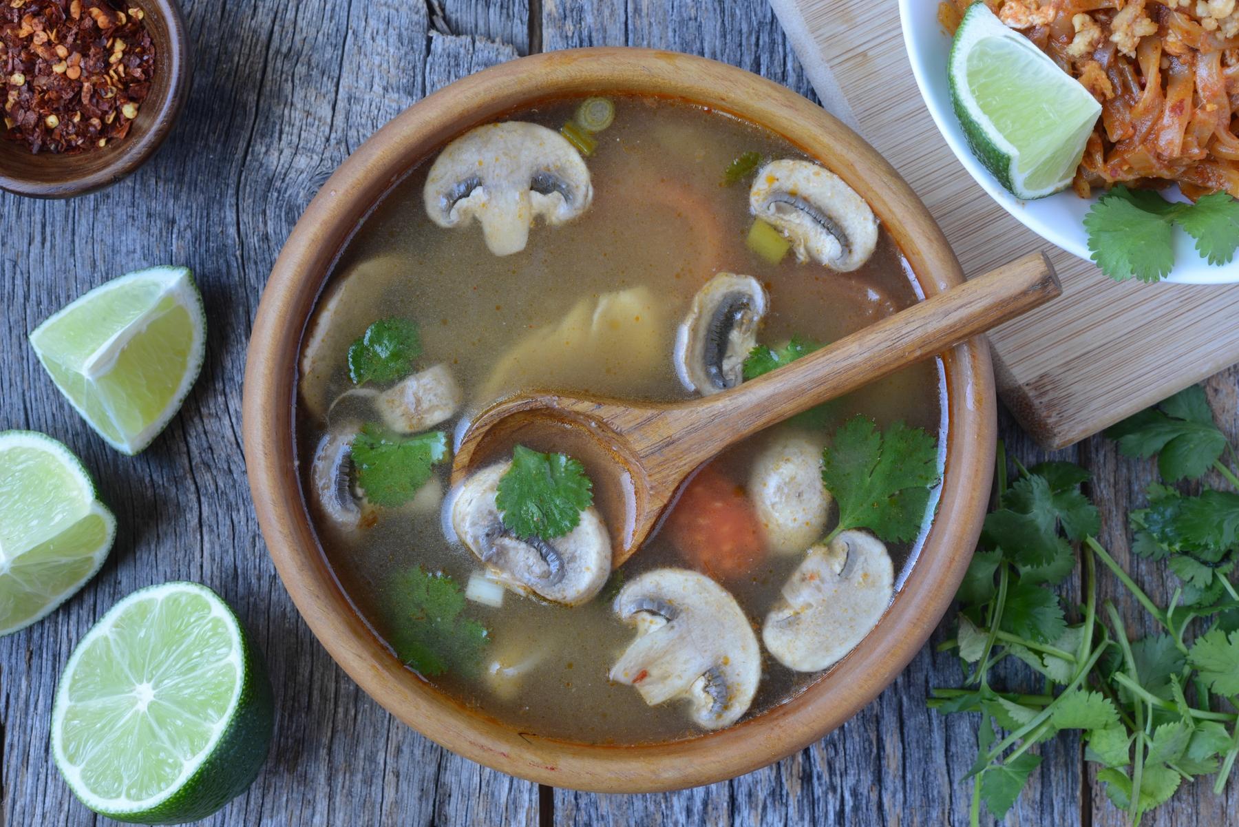 samgyetang çorbası kore yemeği