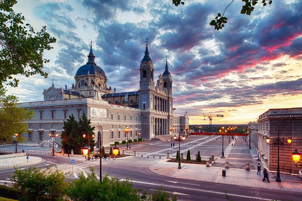 Catedral de la Almudena Madrid