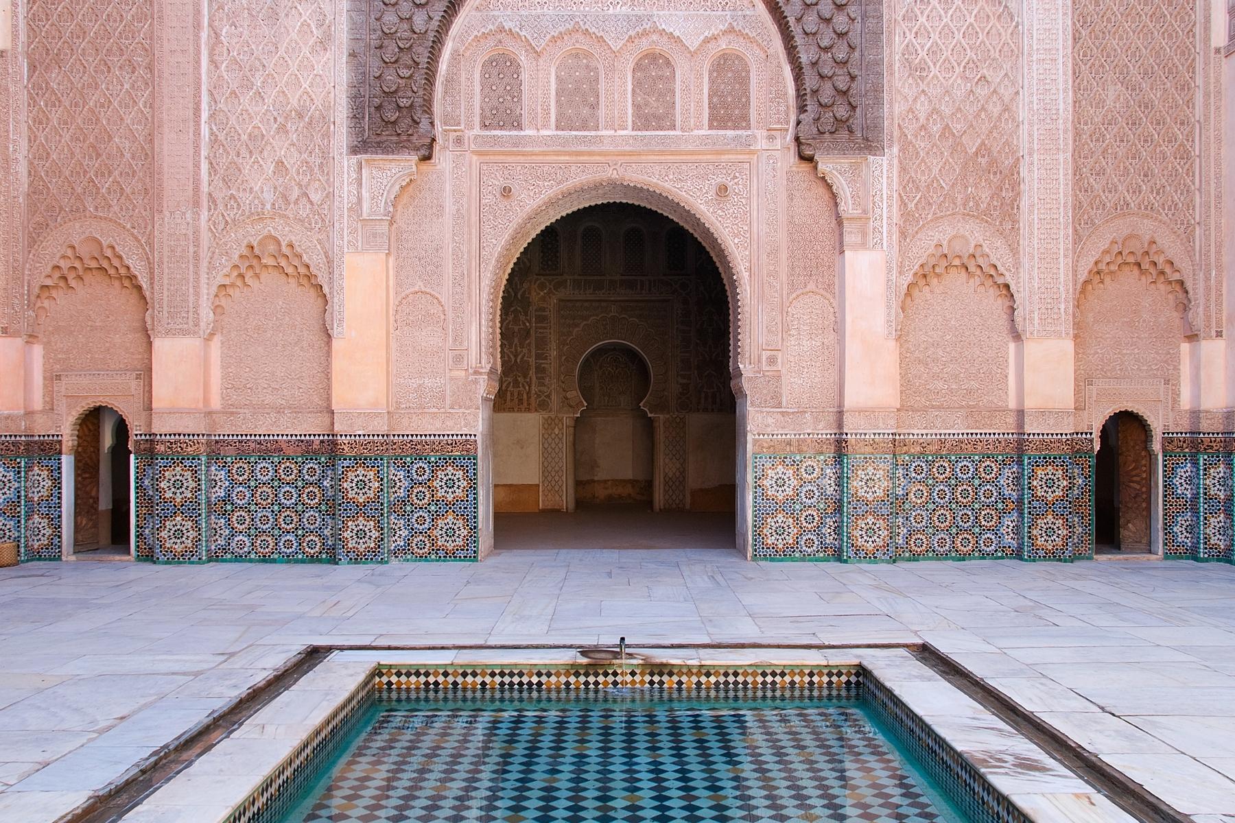 Dove andare a marzo in vacanza:  Marocco
