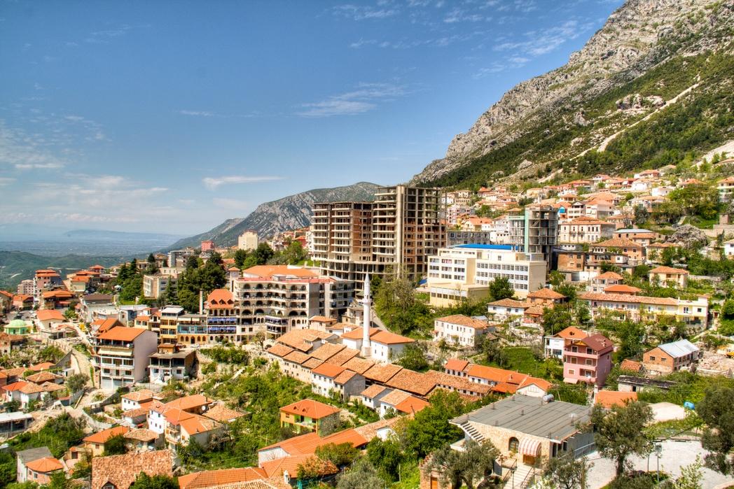Wakacje w Albanii - Tirana