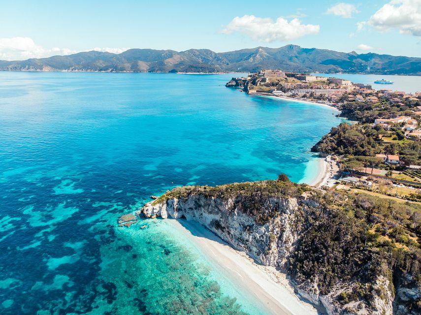 Costa Tirrenica Toscana Cartina.Le 10 Spiagge Piu Belle Della Toscana Skyscanner Italia