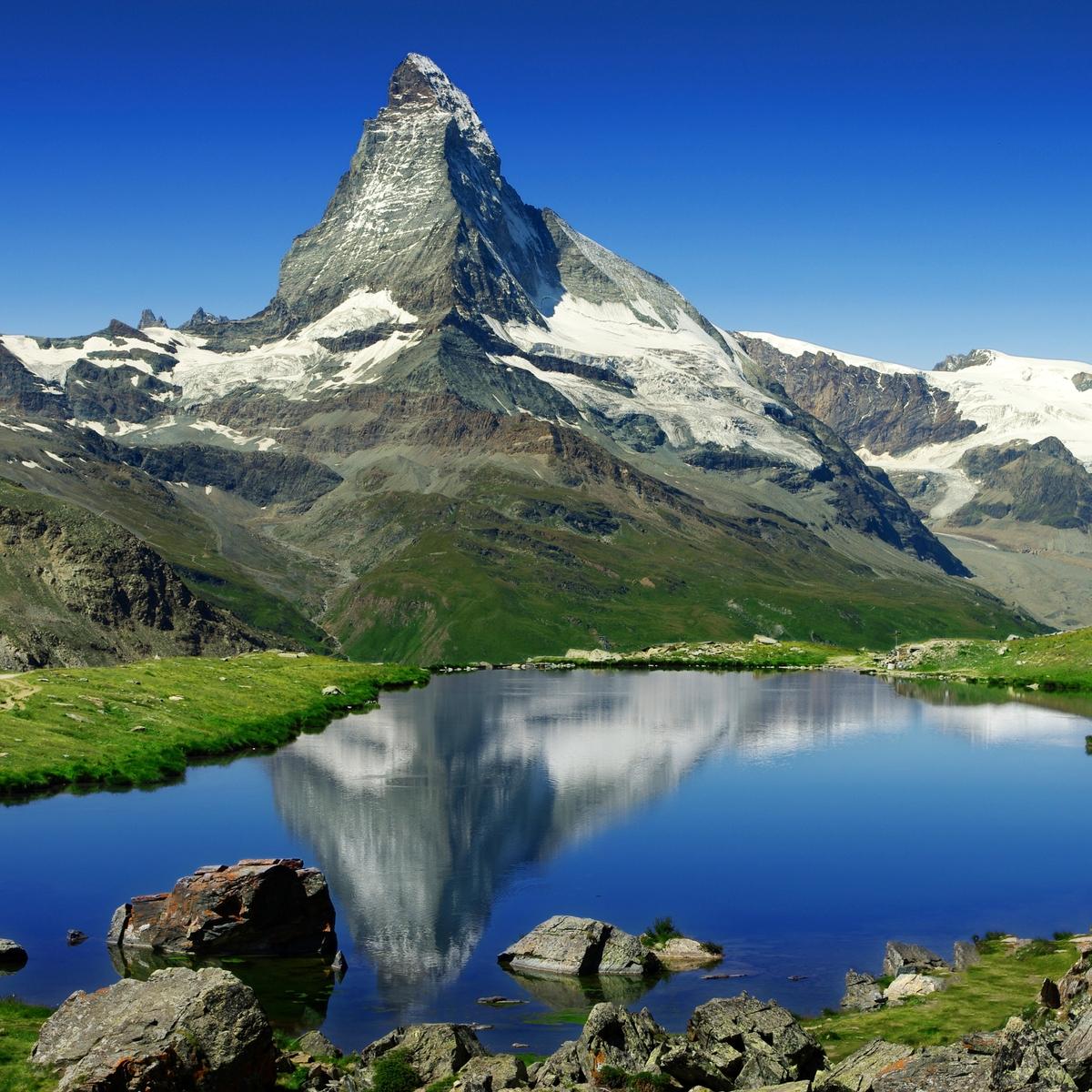 Die schönsten Orte in den Schweizer Alpen: Zermatt, Wallis
