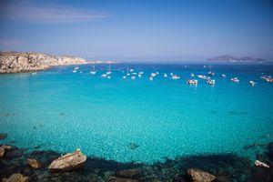 Favignana Egadi - isole italiane più belle