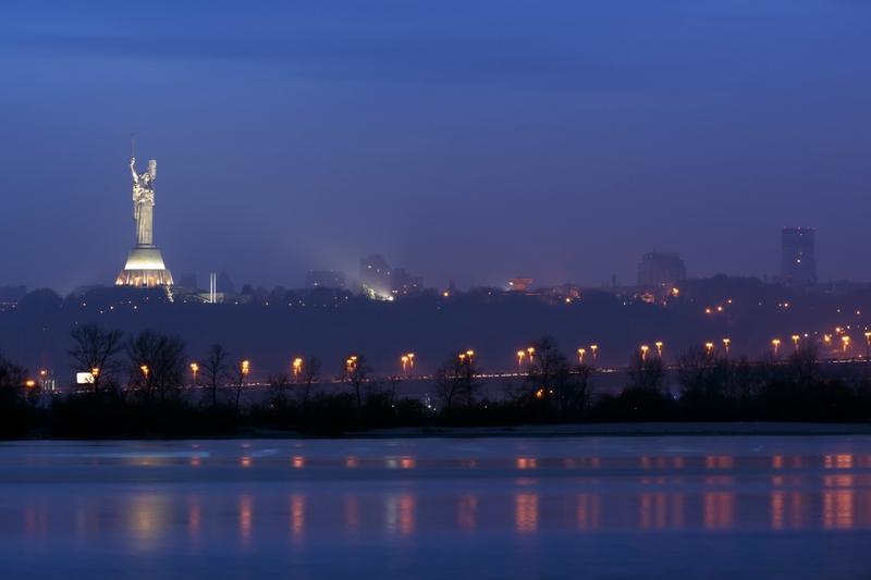 Die schönsten Sehenswürdigkeiten in Kiew