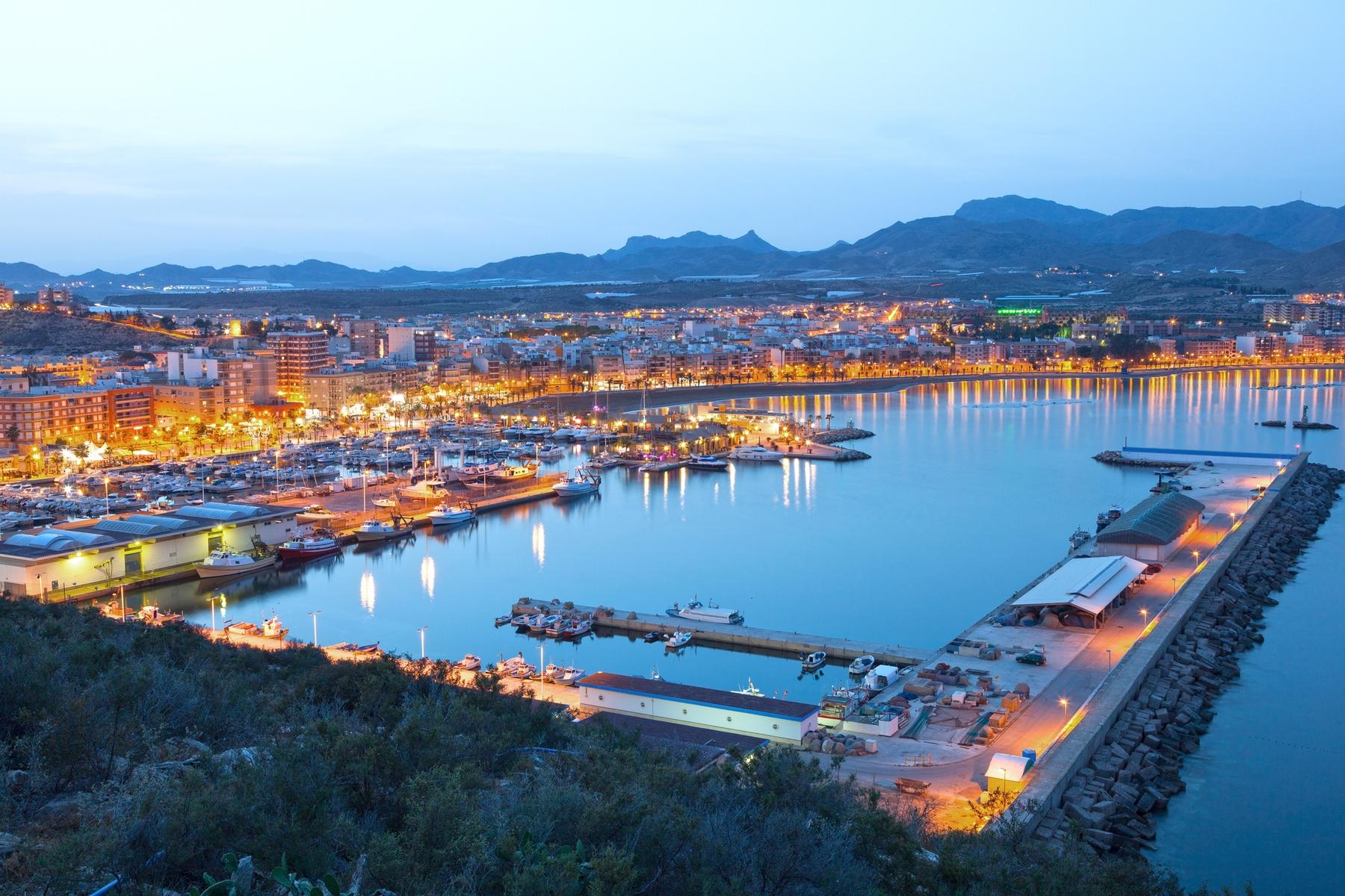 Los 20 pueblos costeros más bonitos de España: Mazarrón