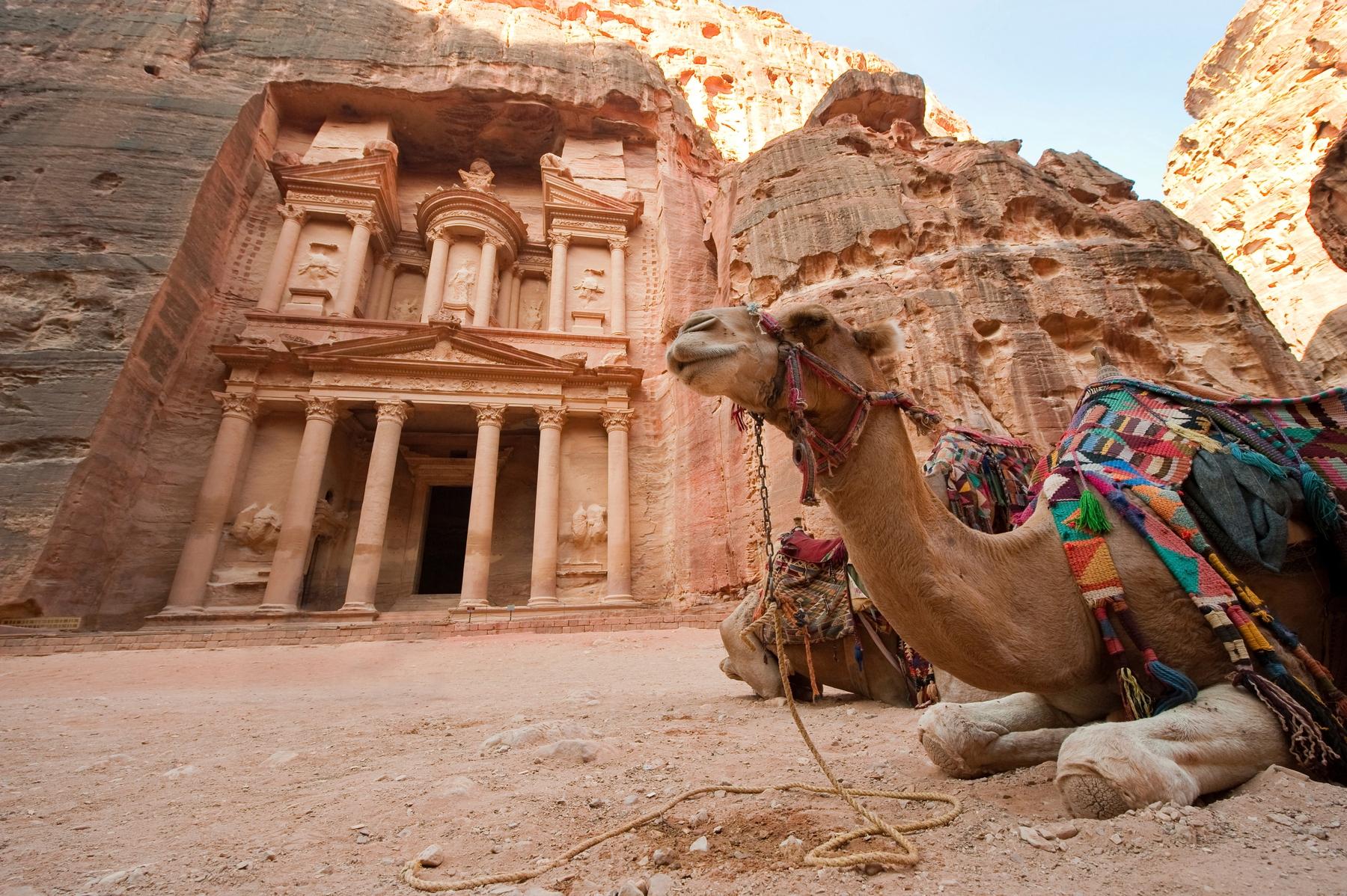 World's oldest cities: Petra