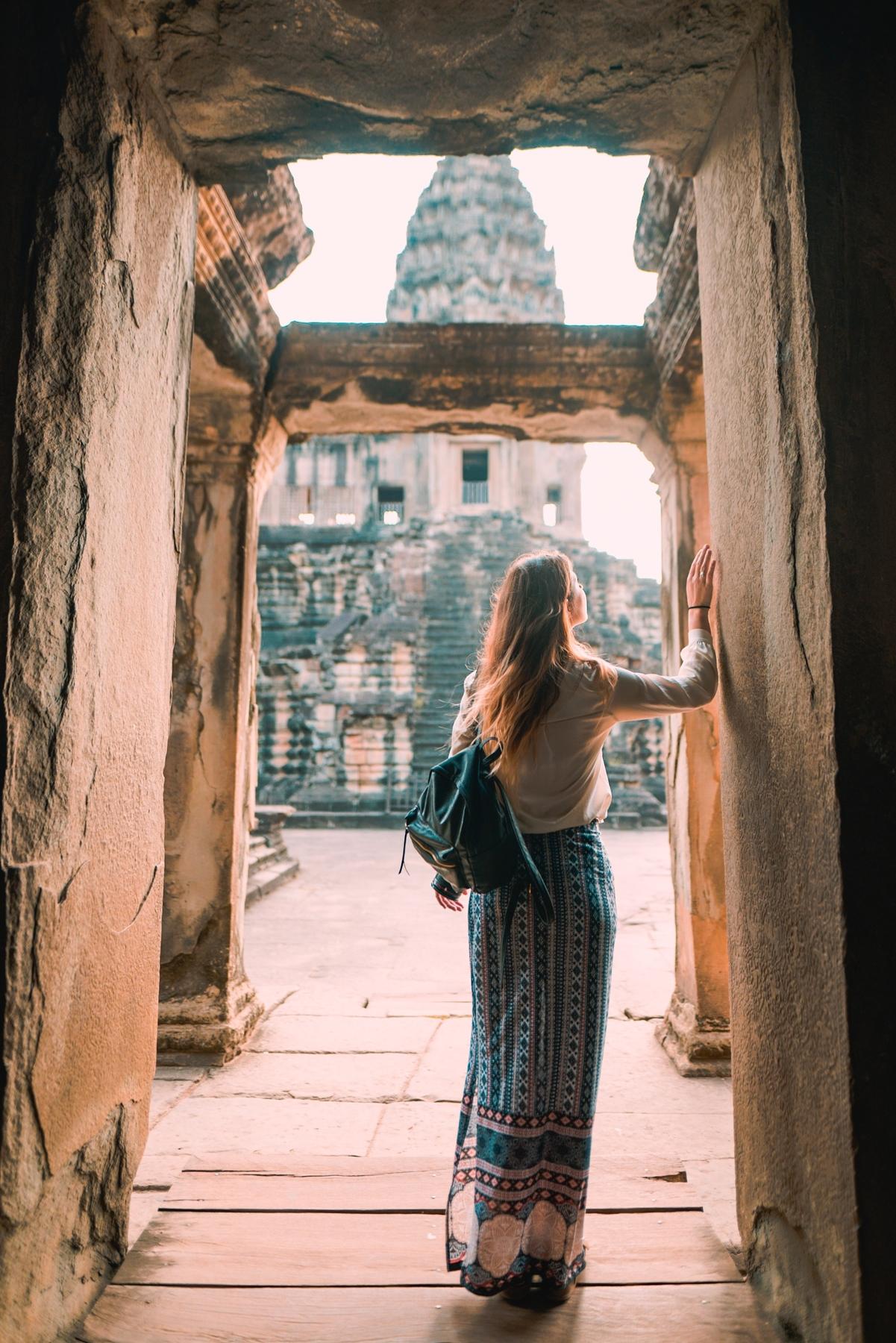 В какие страны визу выдают по прибытии: Камбоджа и не только