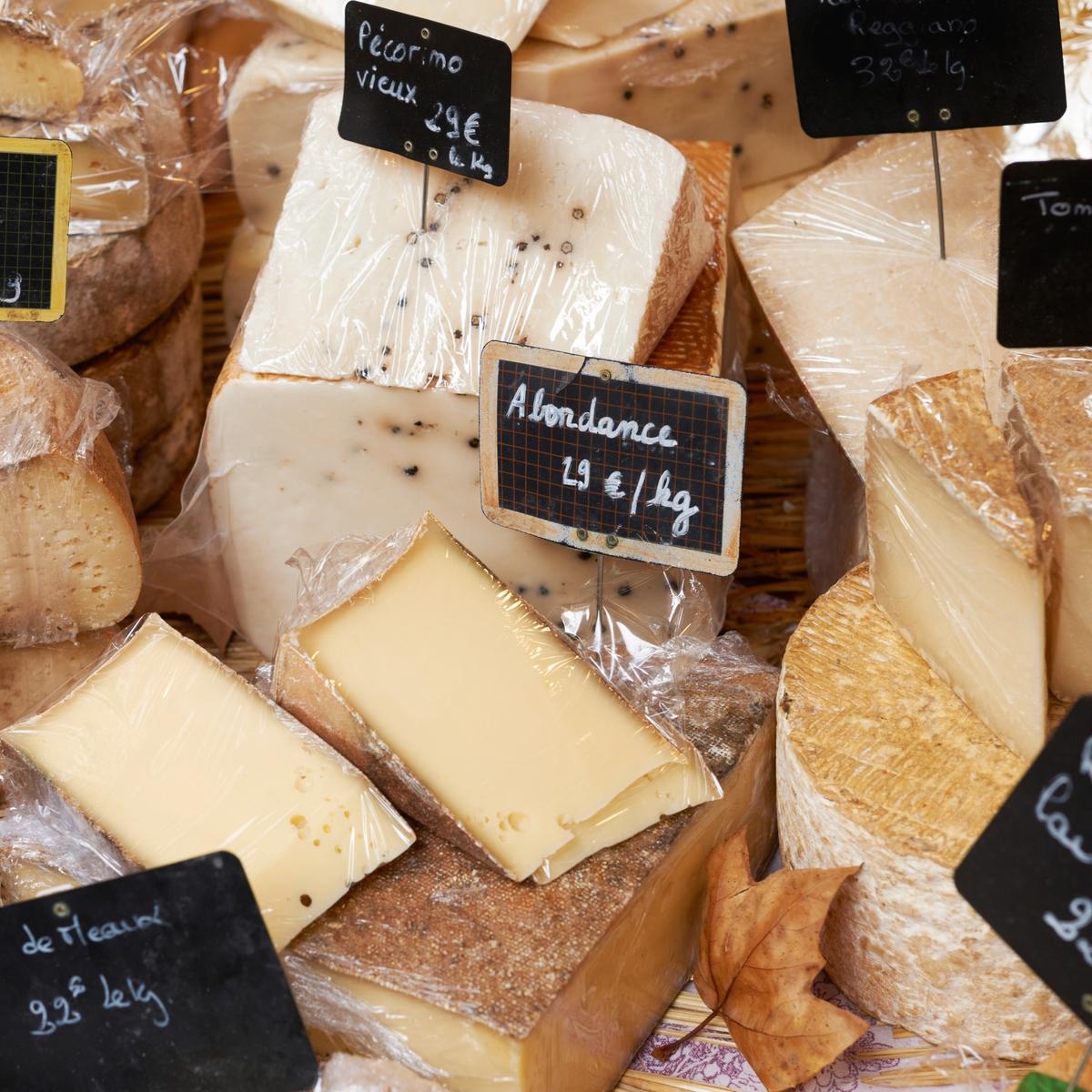 Γαλλικά τυριά - Επιλέξτε ανάμεσα στη Γαλλική και την Ιταλική Ριβιέρα