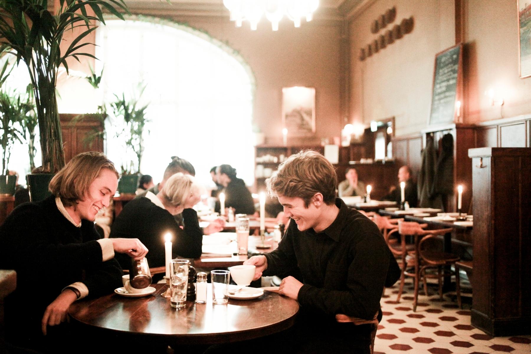 Kvarnen restaurant in Stockholm
