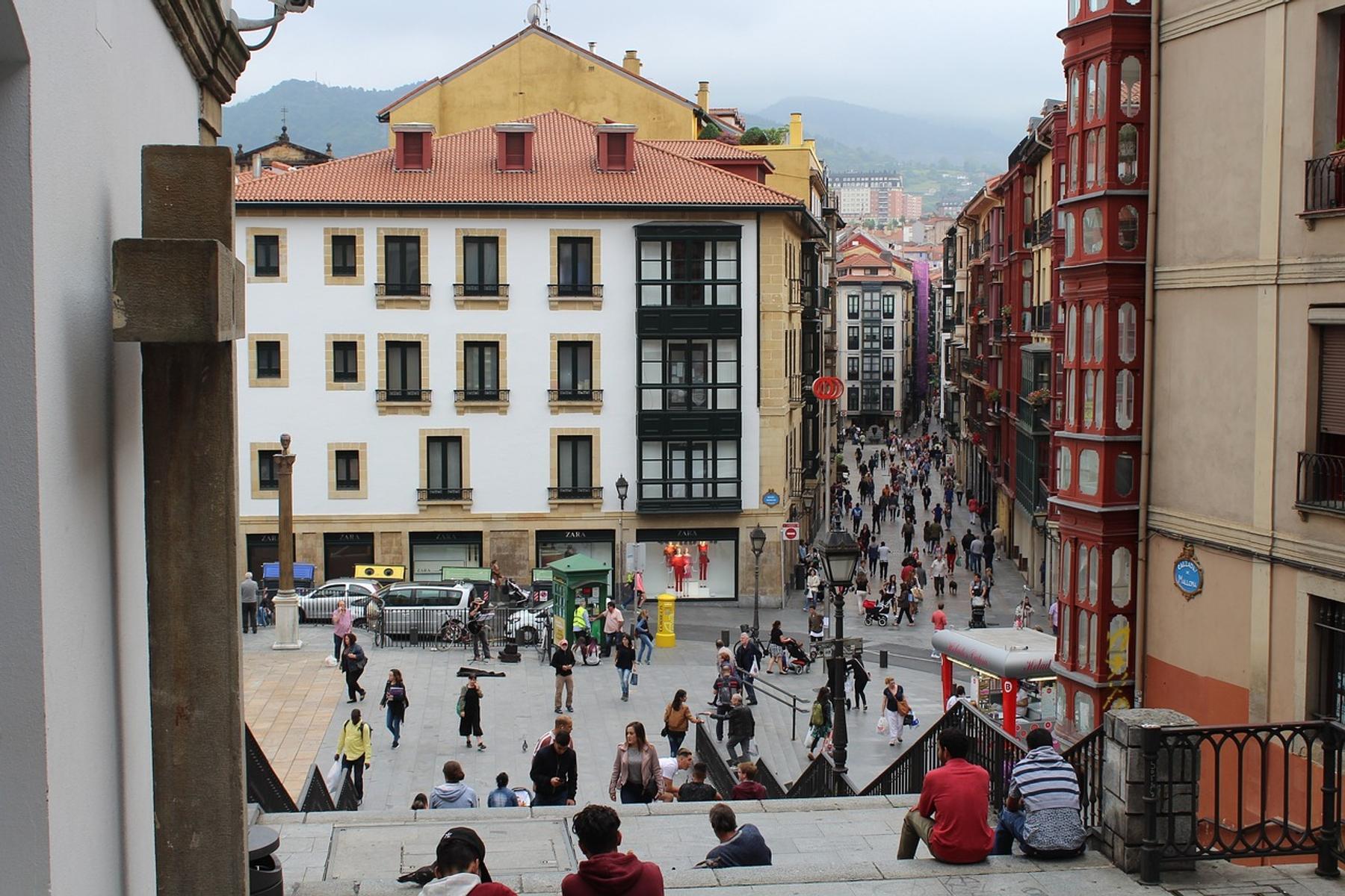 Casco Viejo que ver en Bilbao