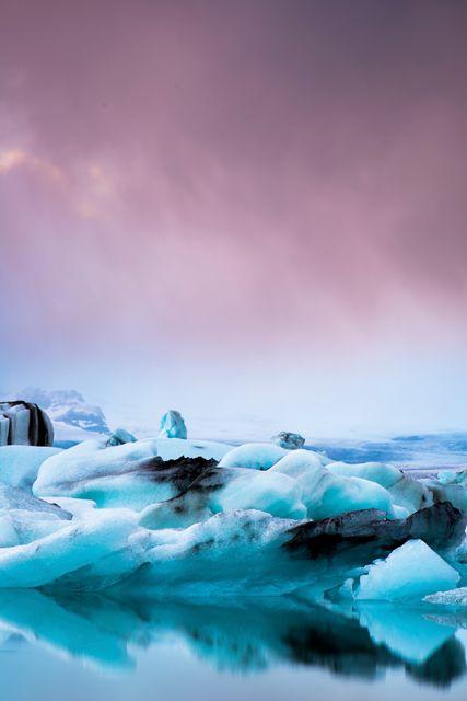 Die beste Reisezeit für Island: Island im Winter