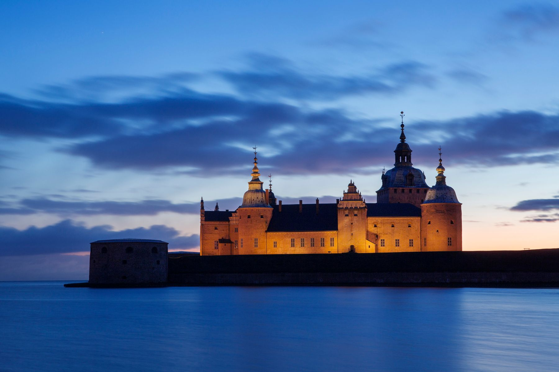For a fairytale Sweden getaway with a slice of history: the Kalmar castle