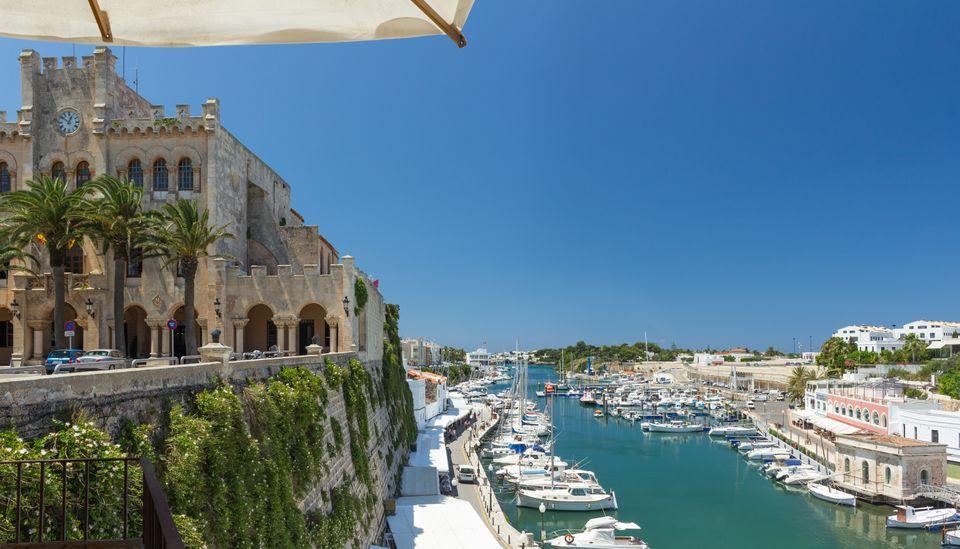 Ciutadella de Menorca, Spain