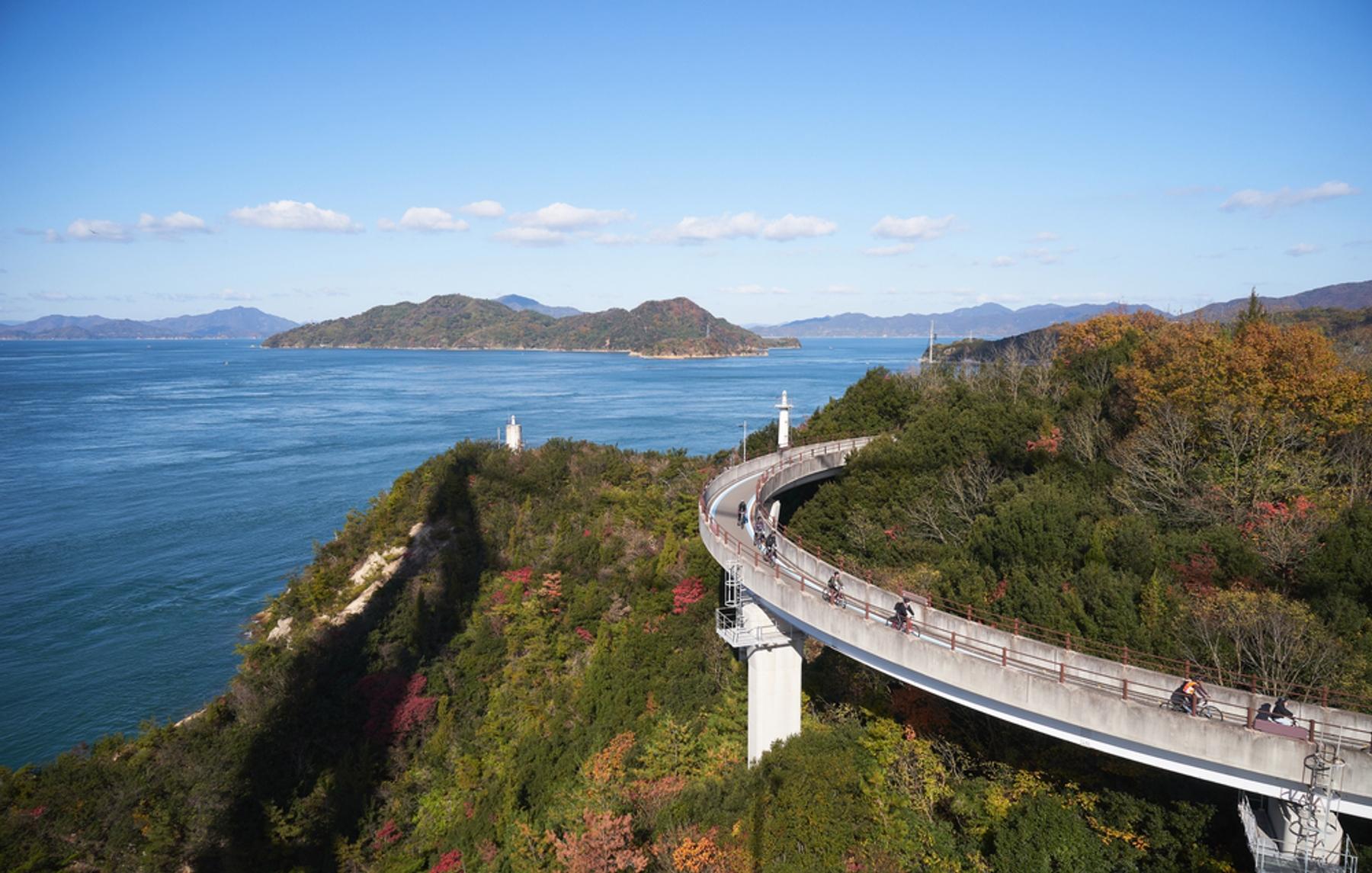 広島県しまなみ海道