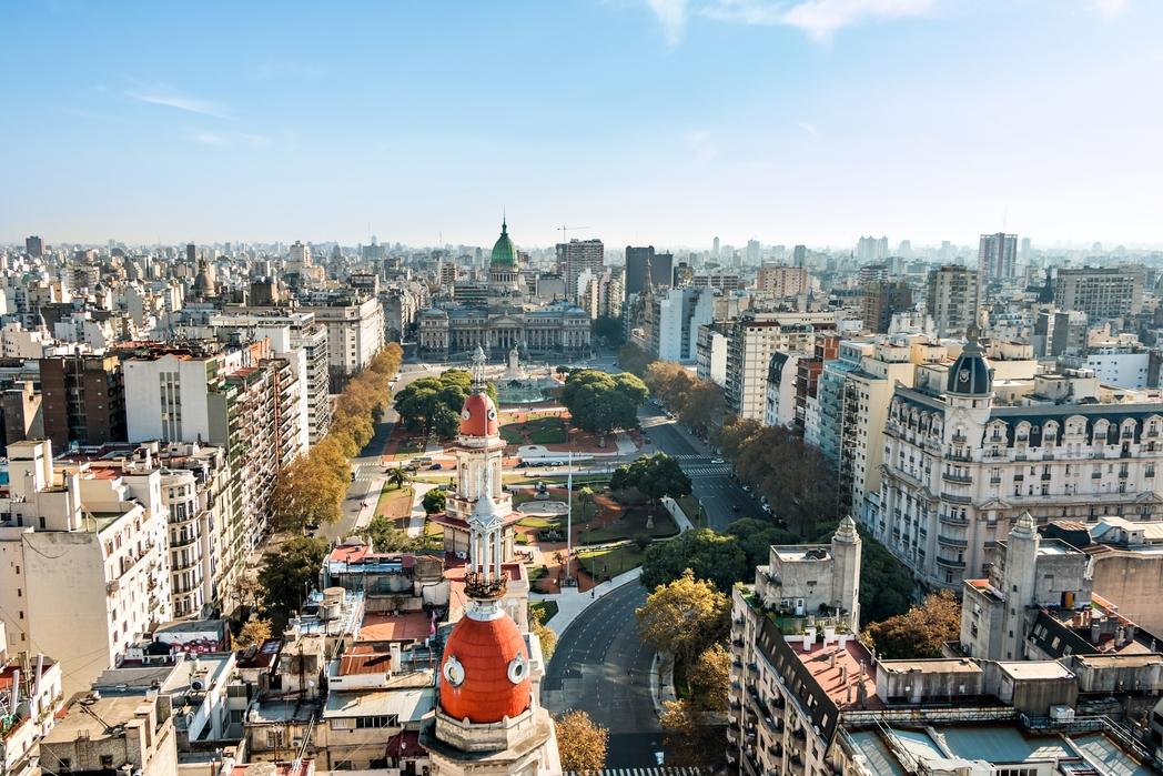 Flight deals to exotic destinations: Buenos Aires