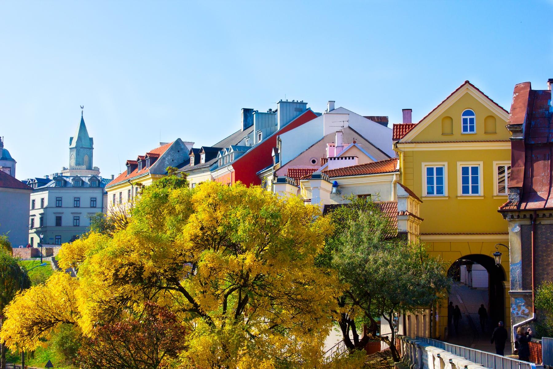 Lublin atrakcje