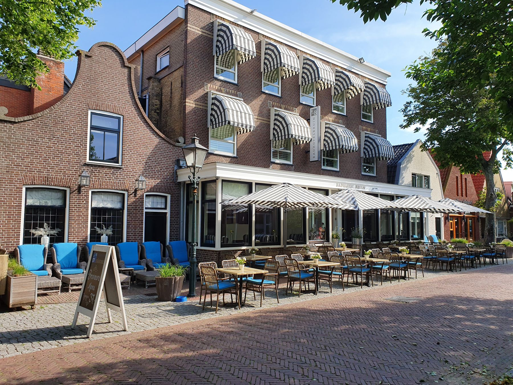 Badhotel Bruin Vlieland