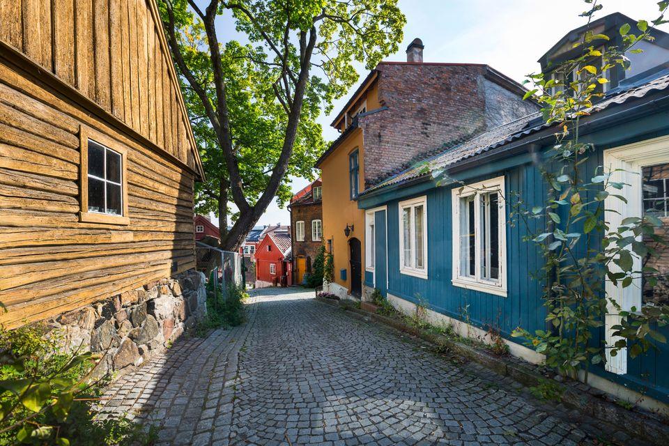 Oslo to idealny kierunek na kilkudniowy wypad.