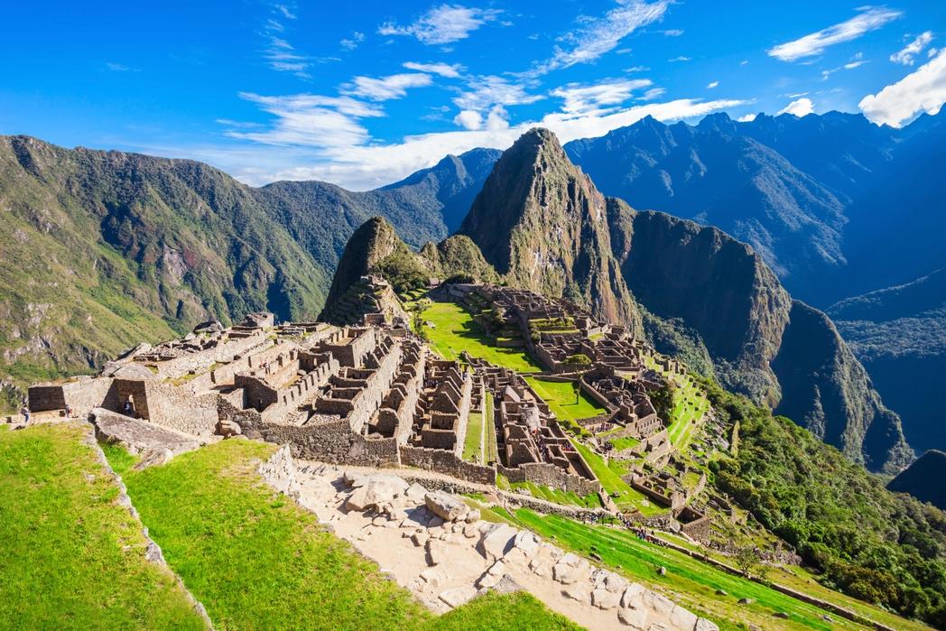 Machu Picchu, dlatego plujesz na tanie loty do Peru