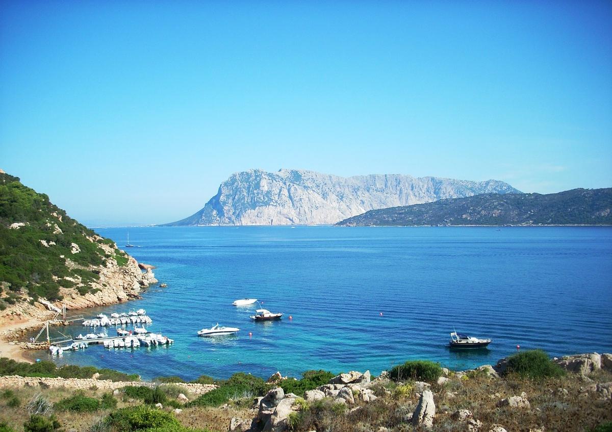 Isola di Tavolara Sardegna - isole italiane più belle
