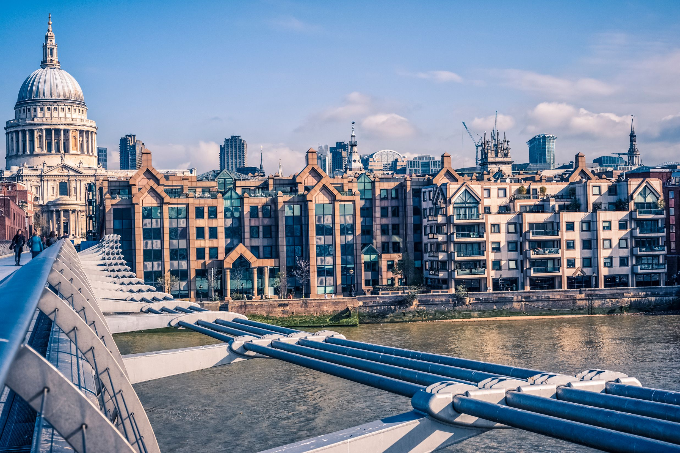 Londyn to niezmiennie jeden z najpopularniejszych kierunków