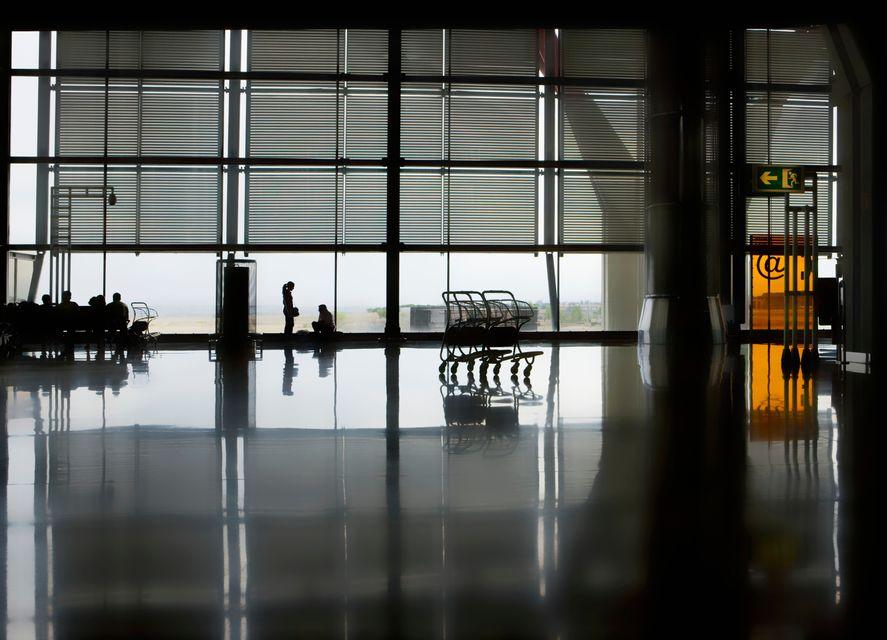 aeroporto lavorare