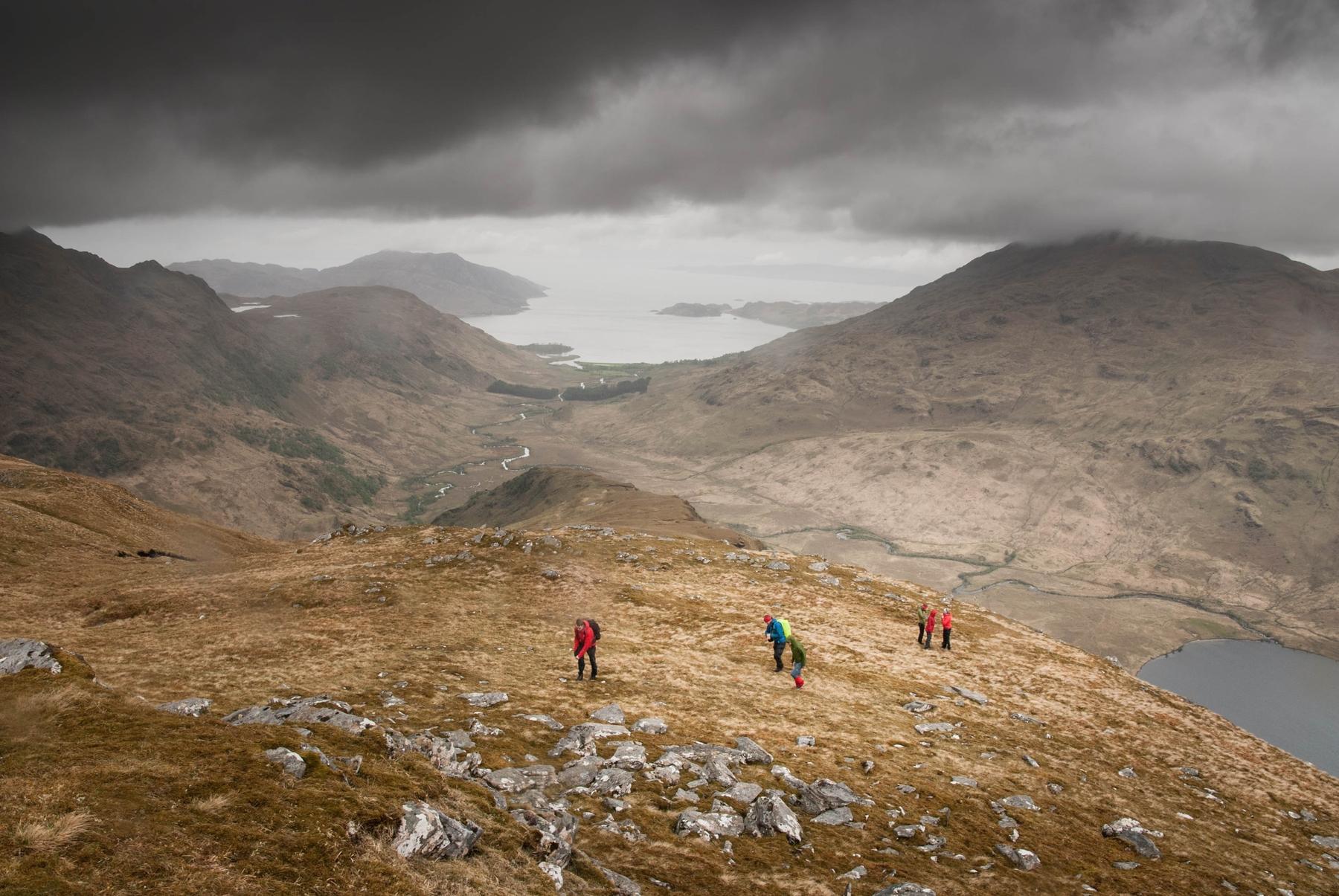Самые прекрасные природные маршруты: Шотландия