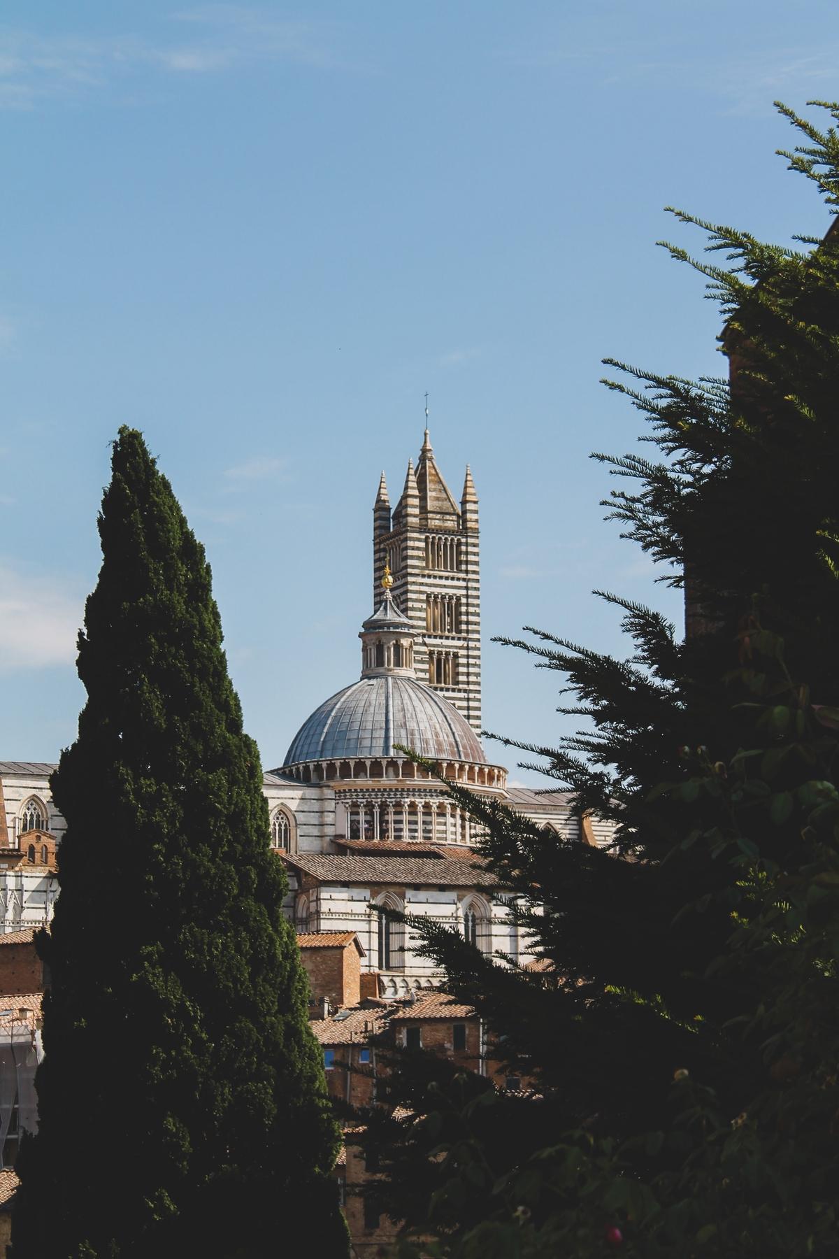 Sienne, Italie